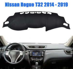 Car Dashboard Cover Dash Mat Fits For Nissan Rogue T32 2014 2019