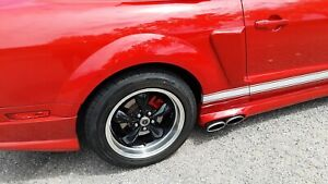 18 Diameter 5x114 Lug Pattern Ford Wheels Fits Mustang And Many Others