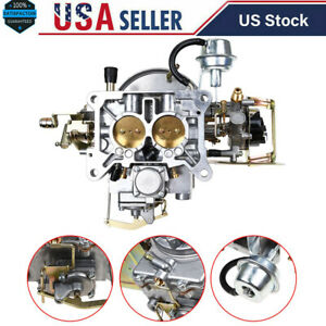 2 Barrel Carburetor Carb 2100 For Ford F 100 F 350 289 302 351 Cu Jeep Engine