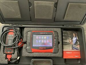 Snap on Tools Verdict D7 Scanner Scan Tool Great Shape With Case