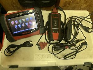 Snap on Verdict D7 Scanner Power Supply And Obd 2 Connector Included