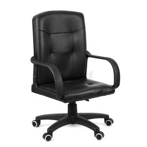 Mid Back Executive Office Chair Ergonomic Computer Executive Swivel Gaming Chair