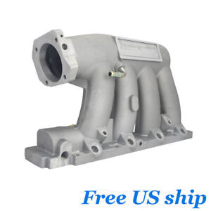 Racing Cast Aluminum Intake Manifold For 06 11 Honda Civic Si K20z3 Acura Rsx