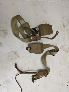 1979 1980 1981 1982 Toyota Pickup Seat Belt Set Tan In Color
