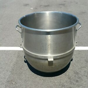 24 V140 140qt Stainless Steel Bowl For Hobart V1401 Vertical Classic Mixers
