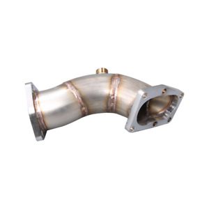 Cxracing 3 Ss Turbo Elbow Downpipe For Nissan Rb25 Det Engine Factory Turbo
