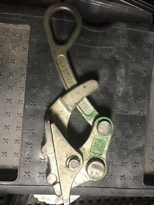 Little Mule Heavy Cable Wire Puller 20 000 Lbs 0 7 1 25 Puller
