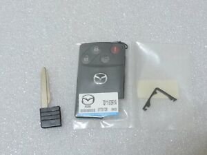 New 07 08 09 Oem Mazda Cx9 Smart Card Keyless Remote Key Entry Fob Transmitter