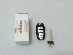 New 2010 2012 Oem Suzuki Kizashi Smart Key Keyless Entry Remote Fob kbrts009