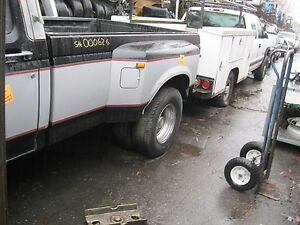 87 90 91 92 93 94 95 96 97 Ford F350 Dual Wheel Rear Axle Assembly