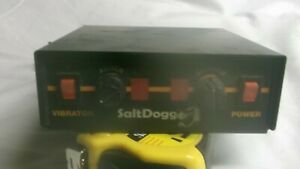 Salt Dogg Controller Buyers Product For V Box 1 5 2 And 3 Yard Spreader