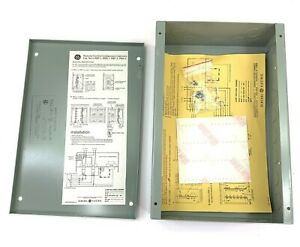 General Electric Surface Mount Low Voltage Cabinet Rbf 1 Rbs 1 Rbf 2 Rbs 2