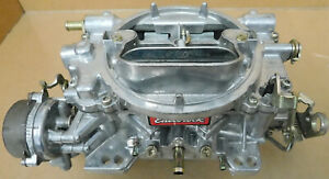 Edelbrock 1411 Performer Series Carb 750cfm Air Valve Sec Electrical Choke 3