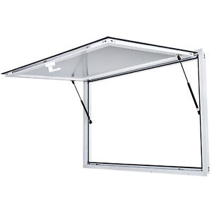 60 X 36 Concession Stand Trailer Serving Window Awning Food Truck W handle