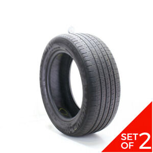 Set Of 2 Used 255 55r19 Michelin Pilot Sport 3 A s No 111v 6 7 5 32