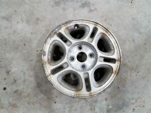 1998 02 Chevrolet Prizm 14x5 1 2 Alloy 5 Spoke Wheel grade C