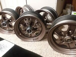 Oldsmobile Rally Wheels