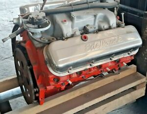 454 Big Block Removed From Chevrolet Chevelle Ss 454