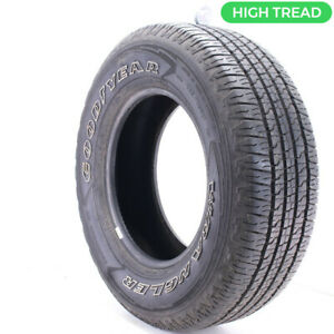 Used 265 70r17 Goodyear Wrangler Fortitude Ht 115t 9 5 32