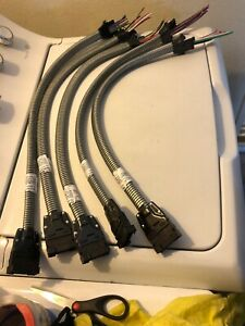 4 Steelcase 28 Power Cables Cubicle Electrical Part 840200818 3 1 20a 120 240v