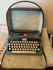 Webster Xl 500 Typewriter