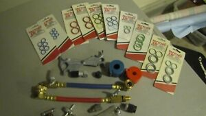 Vintage Ford Air Conditioning Parts tools