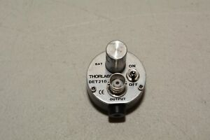 Thorlabs Det210 High Speed Si Photo Detector