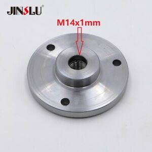 Back Plate Fit M14 X 1mm Spindle Shaft For 3 Holes 3 4 Inch Lathe Chuck