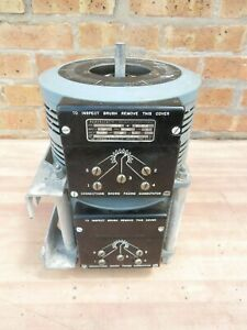 Superior Electric Powerstat 3 1 Kva Variable Autotransformer Model Type 136b 2