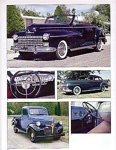 1946 Dodge Convertible Pickup Truck Article Must See