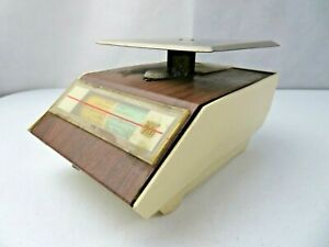 Mid Century Modern Vintage Park Sherman Mail Postal Scale Usps Collectible