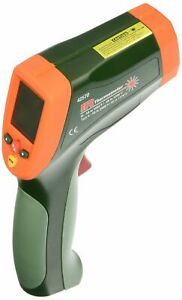 Extech 42570 Dual Laser Infrared Thermometer 2200 Degrees Celsius Standard