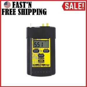 Digital Obd1 Code Reader Scanner Innova Electronics Ford Scan Tool Mechanic