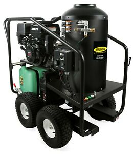 4000 Psi 3 7 Gpm Hot Water Pressure Washer