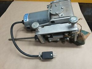 Hobart Wire Feed Motor And Gearbox Mounted Mig Welder 50b50pr3