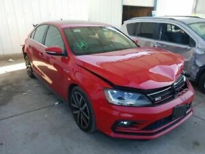 Passenger Front Seat Air Bag Leatherette Manual Fits 15 18 Jetta 1320377