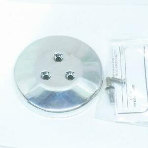Vintage Air Compressor Clutch Cover 044095 Aluminum Front Runner Drive Pulleys