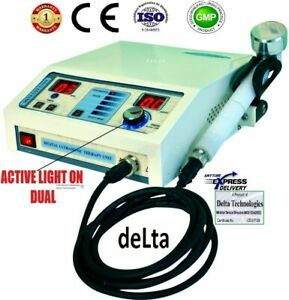 Ultrasound Therapy 1 Mhz Compact Physiotherapy Pain Relief Deep Heat Treatment