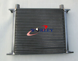Oil Cooler Universal 30 Row An 10an Universal Engine Transmission Oil Cooler