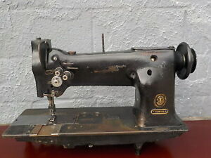 Industrial Sewing Machine Singer 112w140 Twin Needle Leather