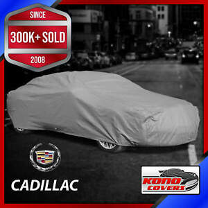 Cadillac outdoor Car Cover All Weather Waterproof Premium Custom Fit