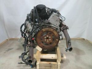 06 5 3 Liter Ls Engine Motor Lh6 Gm Chevy Gmc 98k Complete Drop Out Ls Swap
