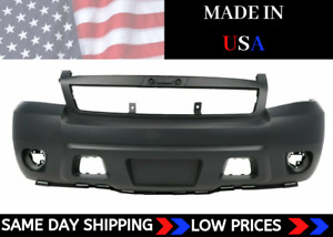 New Front Bumper Cover For 2007 2014 Chevrolet Tahoe Capa Gm1000817 Ships Today