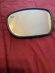 2005 2010 Chrysler 300 300c Driver Left Mirror Glass Heated Dimming 06 07 08 09