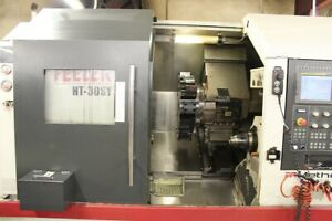 2011 Feeler Ht 30sy High Performance Cnc Lathe With Milling Y axis