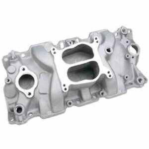 Professional Products 52001 Intake Manifold Intake Sbc Satin Finish