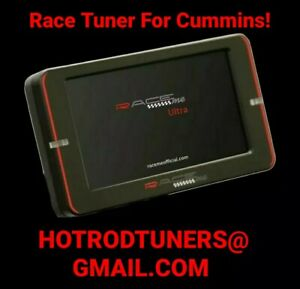 Raceme Ultra Egr Dpf Exhaust Delete Tuner For 2007 5 2017 Cummins Fast Shipping