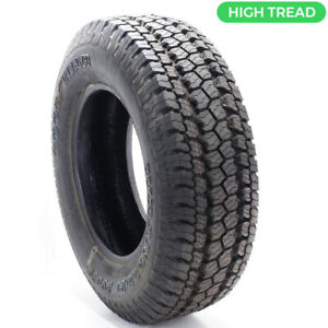 Used Lt 265 70r17 Goodyear Wrangler At S 1n A 16 32