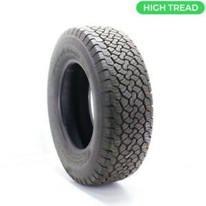 Used Lt 265 70r17 Bfgoodrich Rugged Trail T A 121 118r 14 32