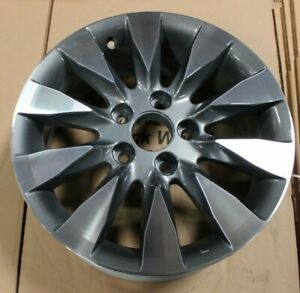 09 10 11 Honda Civic Oem Wheel Rim 16x6 5 63995 42700snaa72 42700snaa73